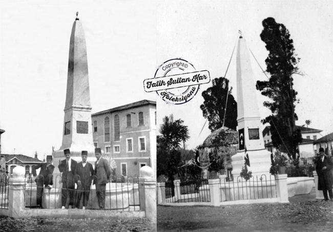Rize Abidesi'nin Açılışı. Rize 1 Aralık 1922