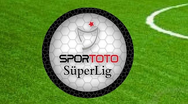 Süper Lig'de ilk 3 haftanın programı belli oldu