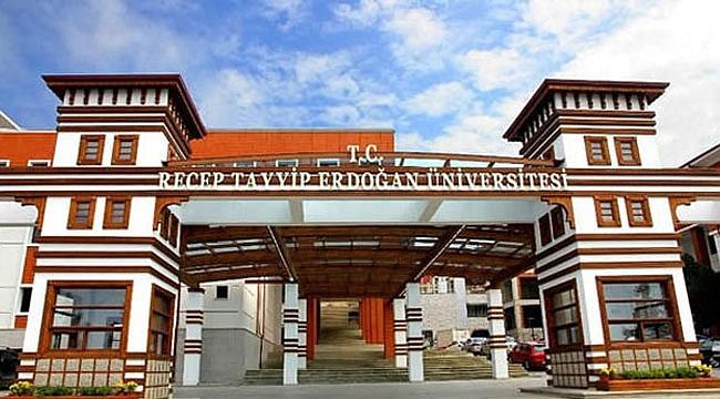 RTEÜ'de çalışacak 43 sürekli işçi belli oldu