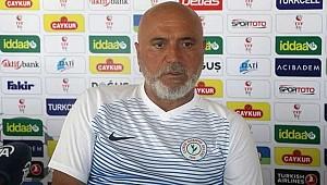 Çaykur Rizespor'dan Hikmet Karaman'a sert tepki