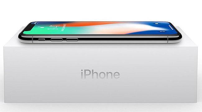 iPhone X, 24 Kasım'da Vodafone'da