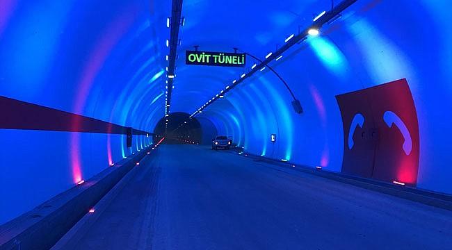 Bakan Karaismailoğlu'na OVİT Tünelindeki yolsuzluklar soruldu