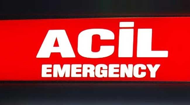 Ardeşen'de çay toplarken düşen genç kız yaralandı