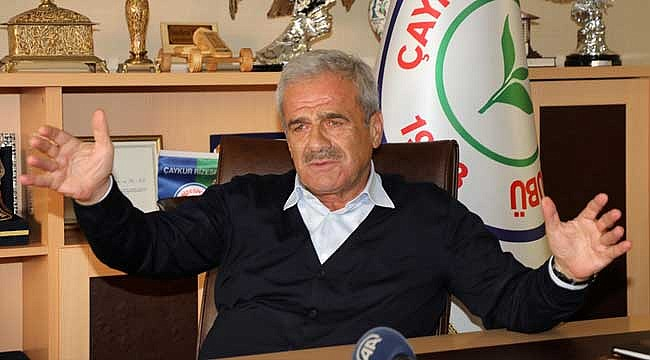 Çaykur Rizespor'un Avusturya kampı iptal edildi