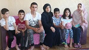 Iraklı Anne, 9 çocuğuyla Trabzon'da mutlu yaşıyor