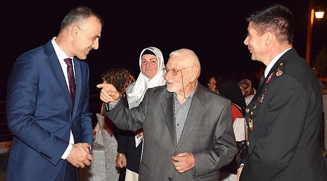 Rize Emniyeti'nden Gazi ve Şehit Aileleri onuruna iftar