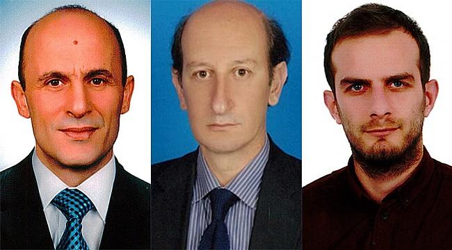 RTEÜ'de 3 yeni Müdür ataması yapıldı