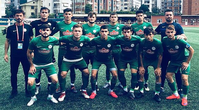 Çaykur Rizespor U19'dan Fenerbahçe'ye 5-1'lik tarife