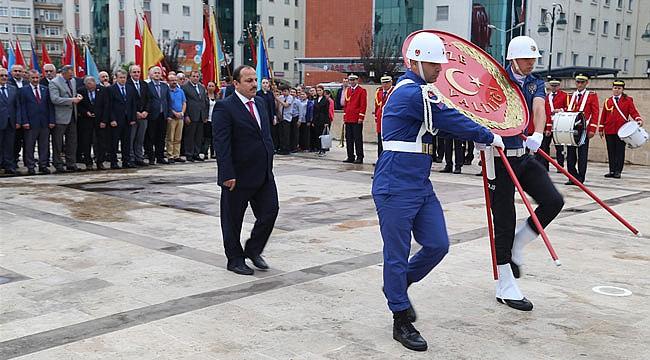 Gaziler Günü, Rize'de törenle kutlandı