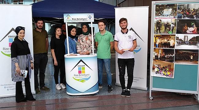 Ribegem, RTEÜ'nün yeni öğrencilerini karşılıyor