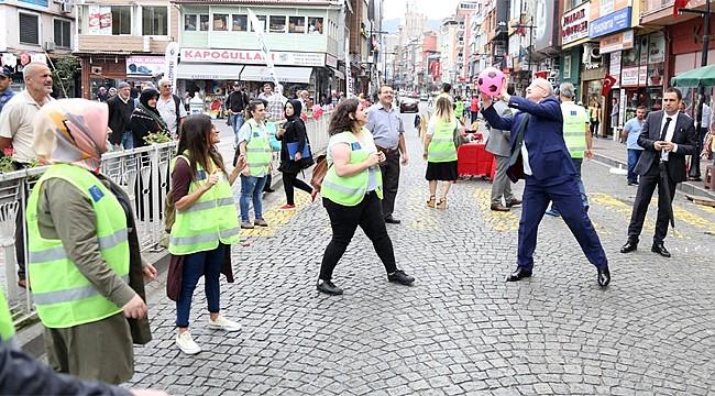 Rize'de 'Hareketlilik' harekatı başladı