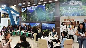 Rize, Van'daki Turizm ve Seyahat Fuarında tanıtılıyor