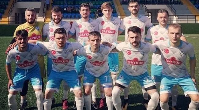 Kalkandere Ormanlıspor ilk galibiyetini aldı