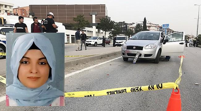 Otomobilin çarptığı üniversite öğrencisi genç öldü