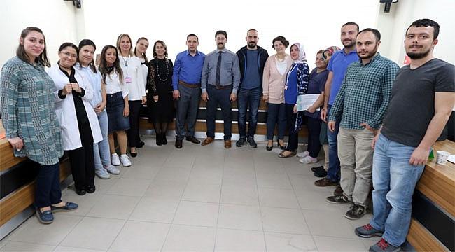 Rize'de Sağlık Personellerine ÇPGD Eğitimi verildi