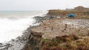 Rize'deki tahkimatsız deniz dolgusuna Bakan ne diyor?