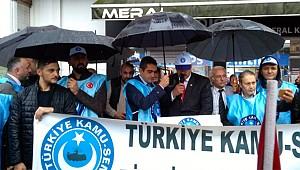 Türkiye Kamu-Sen Rize Şubesi'nden 'Andımız' açıklaması