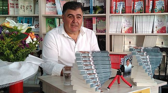 Adem Efiloğlu'nun 'Cenin' romanı çıktı