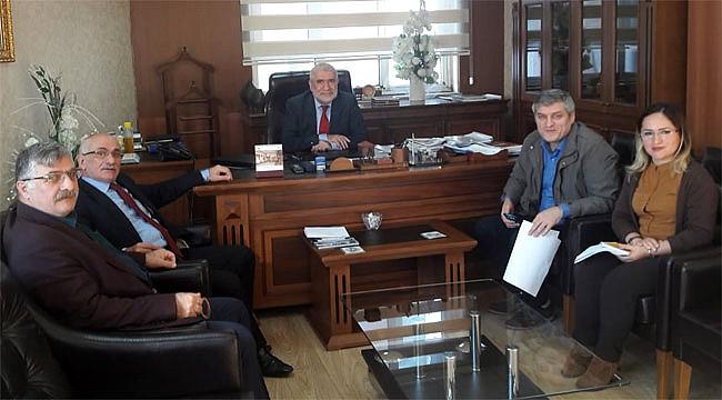 Çoruh Edaş ile Rize Belediyesi'nden şebeke sorunlarına ortak çözüm