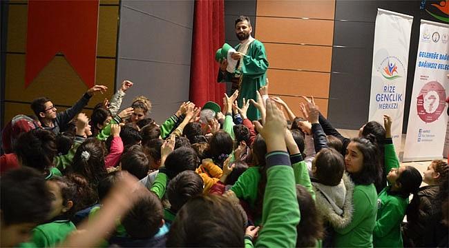 'Geleneğe Bağımlı, Bağımsız Gelecek' Projesi Rize'den başladı