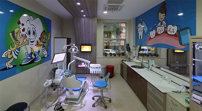 Rize'de Çocuk Diş Kliniği hizmete girdi