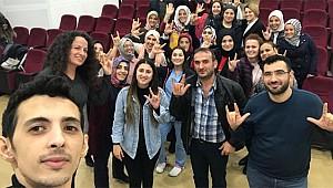 Rize'de Sağlık Personeline 'İşaret Dili' eğitimi veriliyor