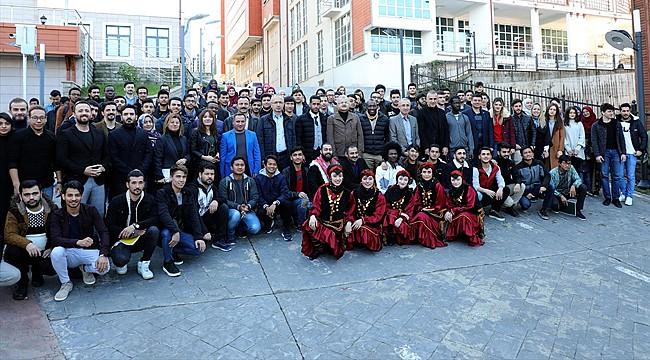 RTEÜ'de 46 farklı ülkeden 491 öğrenci eğitim alıyor