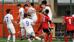 Çaykur Rizespor U16, seriyi tersine çevirdi