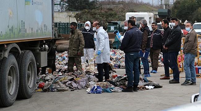 Çöpte parçalanmış erkek çocuk cesedi bulundu