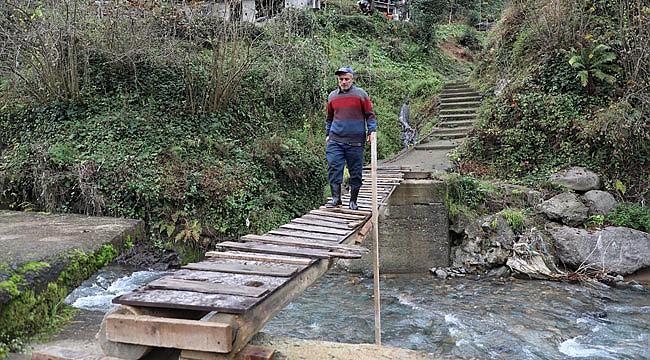 Muradiye'de selin yıktığı köprüler yeniden yapılacak