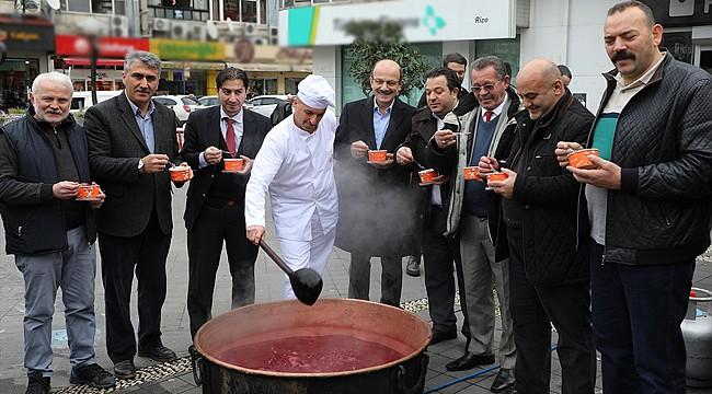 Rize'de 'Pepeçura Festivali' düzenlendi