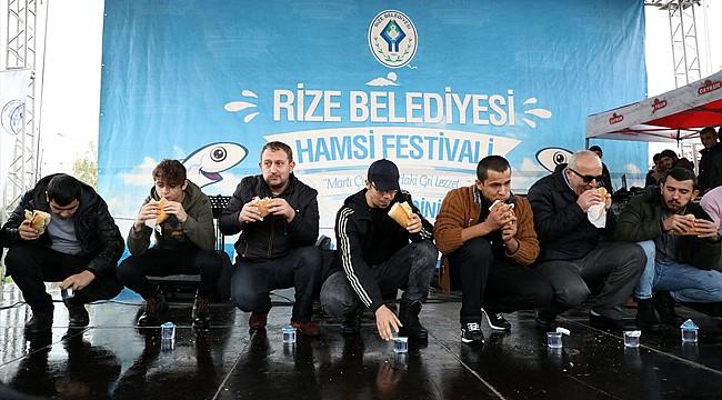 Rize Belediyesi 5. kez Hamsi Festivali düzenliyor