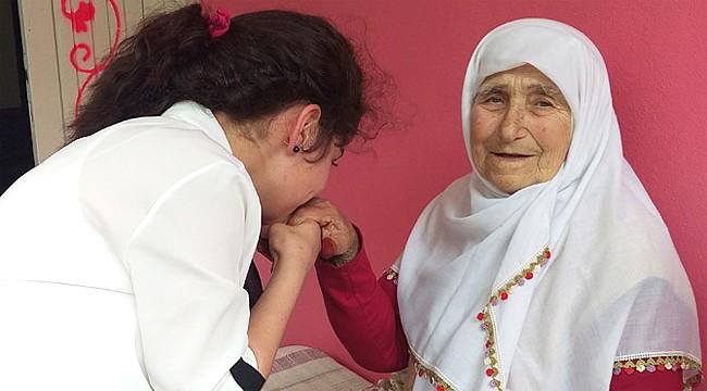 Rize'nin 105 yaşındaki koca çınarı hayatını kaybetti