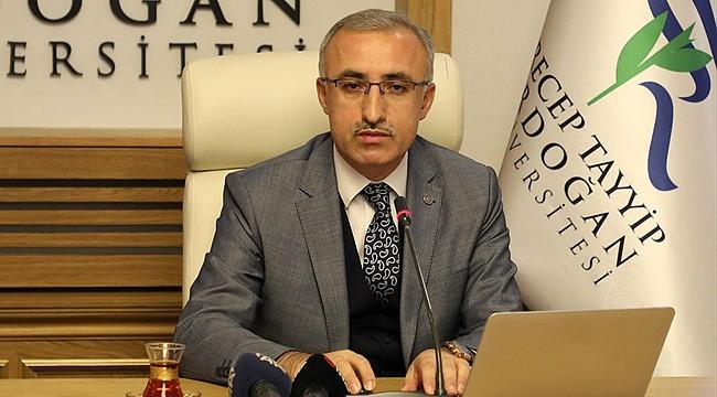Rektör Karaman yeniden ÜAK üyeliğine seçildi