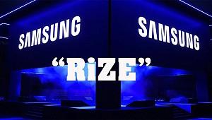 Samsung'dan 'Rize' serisi geliyor