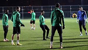 Çaykur Rizespor'un Kasımpaşa mesaisi başladı
