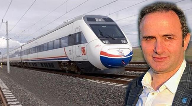 Samsun-Batum Raylı Tren Hattı Projesi hayata geçirilmeli