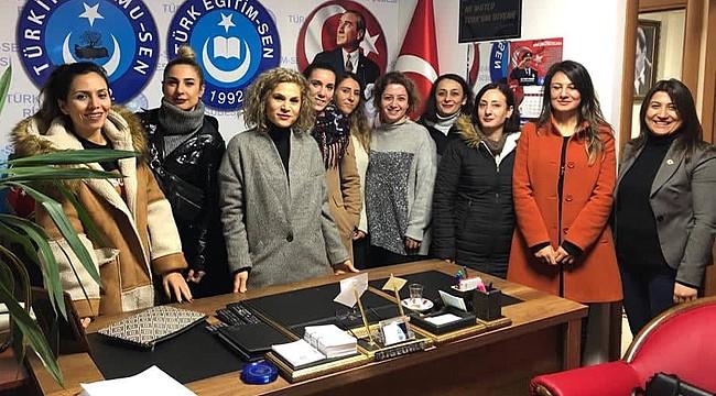 Türk Eğitim-Sen Rize'de Kadın Komisyonu oluşturuldu