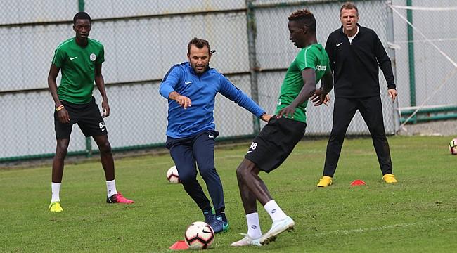 Çaykur Rizespor, Senegalli futbolcularla yollarını ayırdı