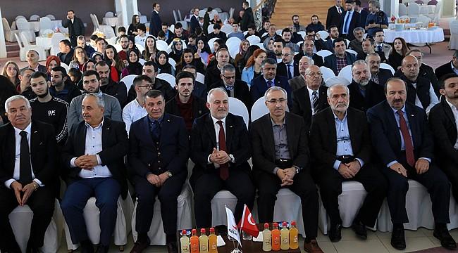 Karali, yeniden Türk Kızılayı Rize Şube Başkanı oldu