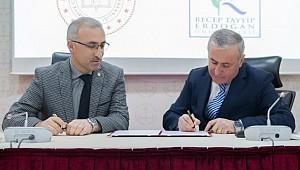 MEB ile RTEÜ arasında YÖS iş birliği