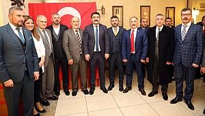 MHP, Rize'de belediye başkan adaylarını tanıttı