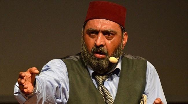 Ünlü tiyatrocu Rize'de Mehmet Akif'i anlatacak