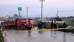 3 komando uzman erbaş kazada hayatını kaybetti