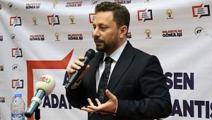 AK Parti'li Avcı'nın ayrıştırıcı söylemlerine tepki