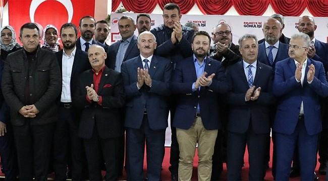 AK Parti'ye oy vermek ibadet yapmak gibidir!