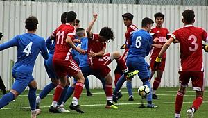 Çaykur Rizespor U16 fırsat tanımadı: 2-0