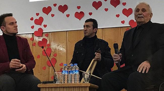 Gülbahar Hatun Lisesi'nde atma türkü şöleni