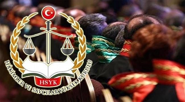 Rize'de terfi alan Hakimler belli oldu