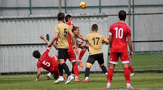 Çaykur Rizespor U21 tek golle mağlup oldu